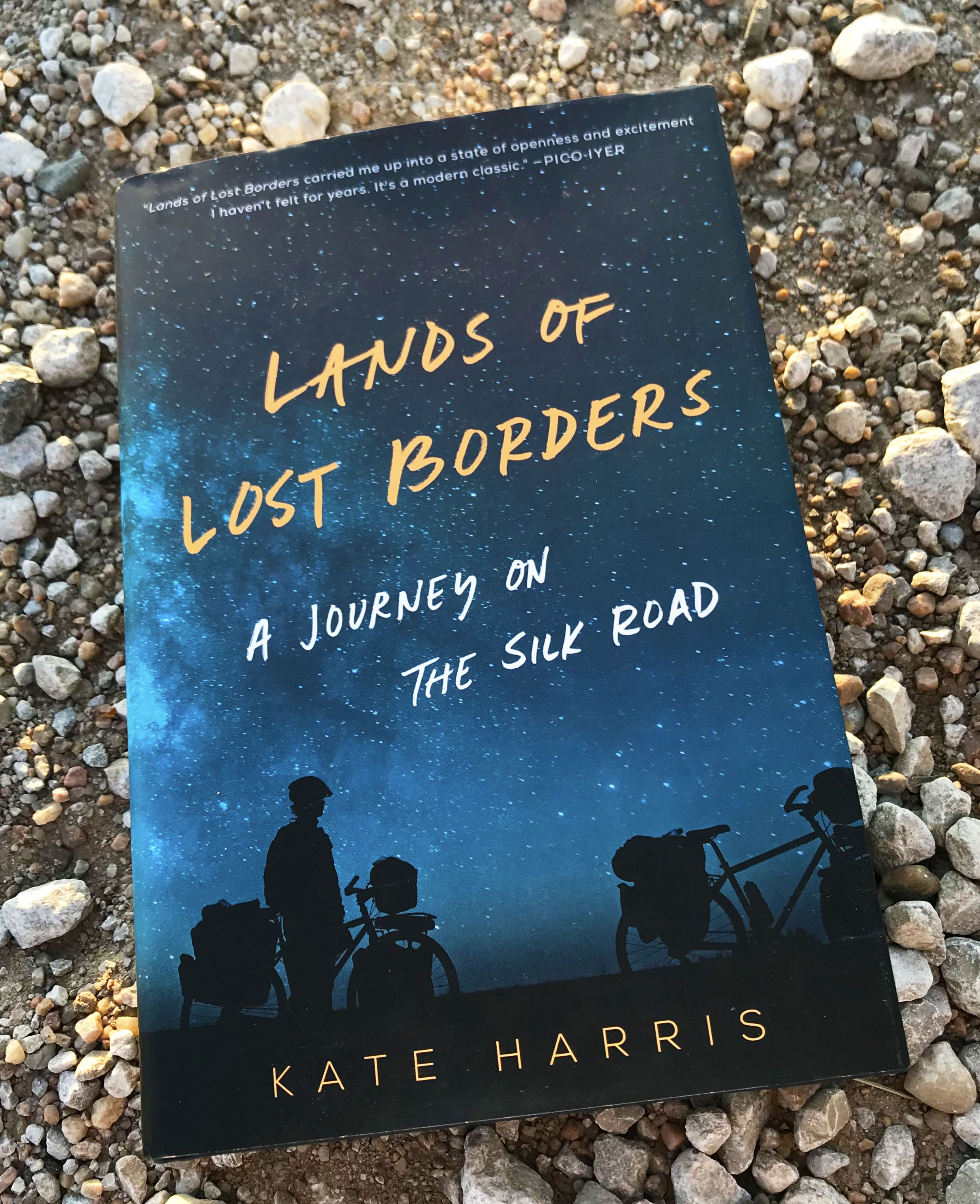 Lands of Lost Boarders by Kate Harris