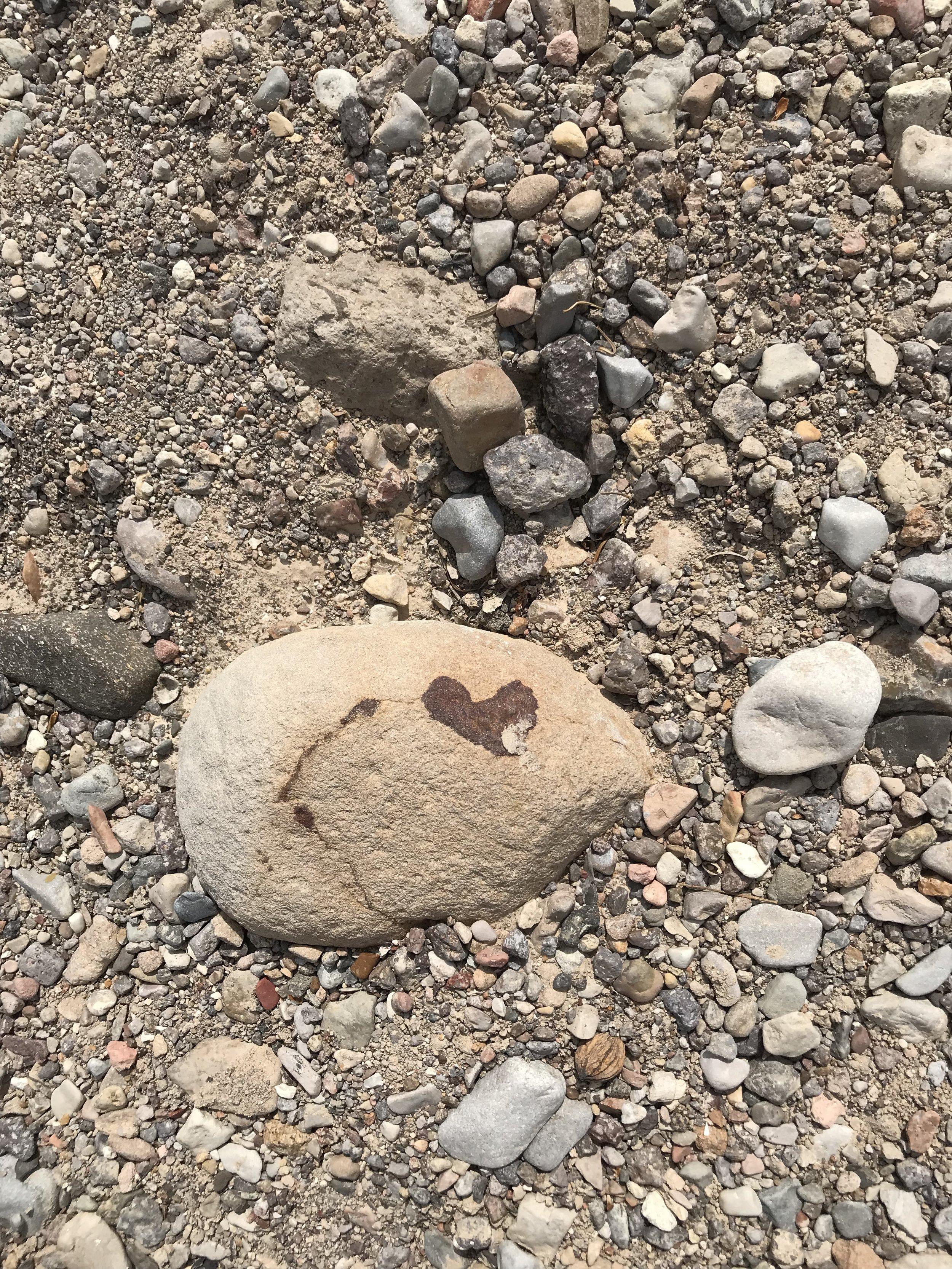 #heartshapedworld