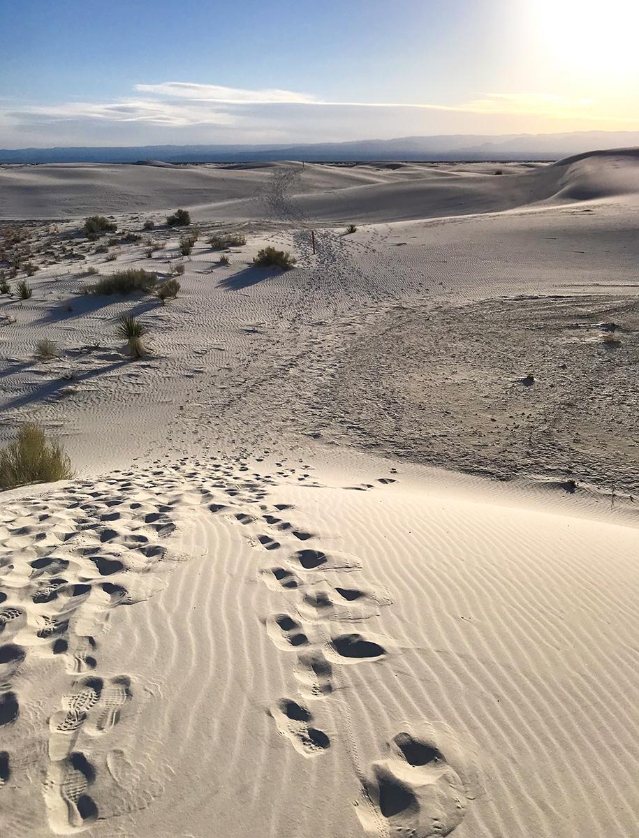 White Sands Foot prints blog websize.jpg