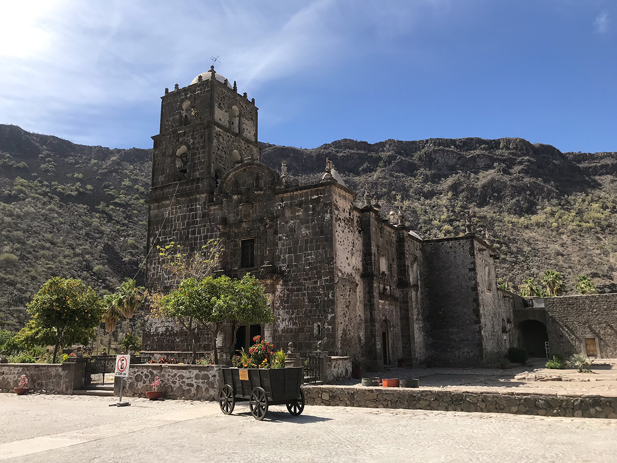 San Javier Mission and all its glory!