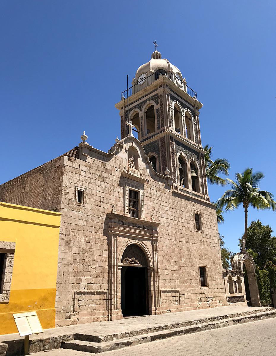 Loreto Mission, Loreto Baja California