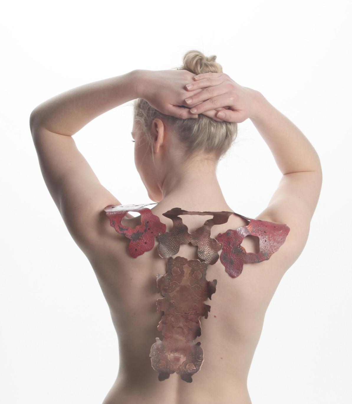 back jewellery art jeweller jasmine bowden copper coral contemporary jewellery handmade uk.jpg