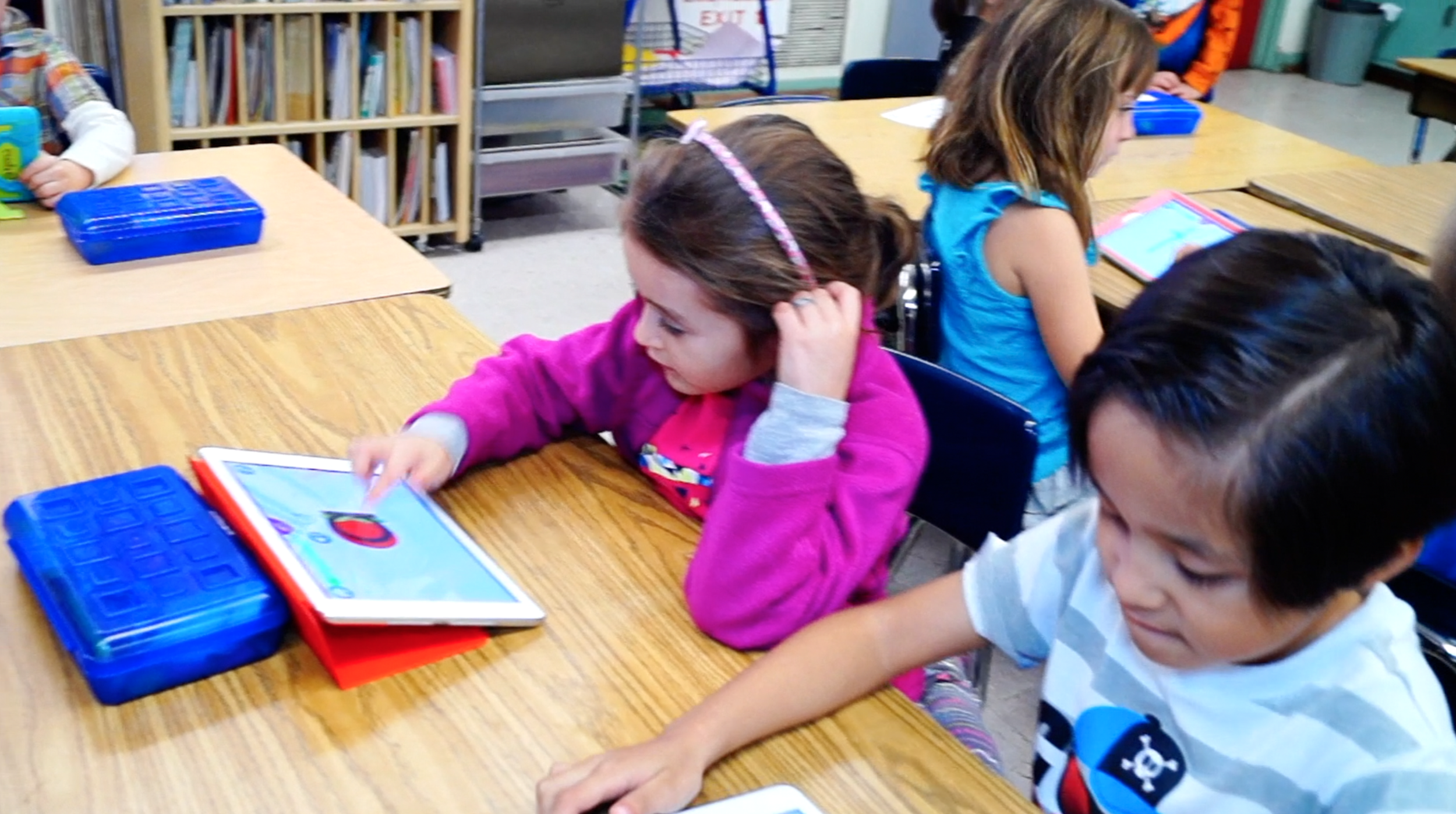 Raising Test Scores by Teaching Kids to Read