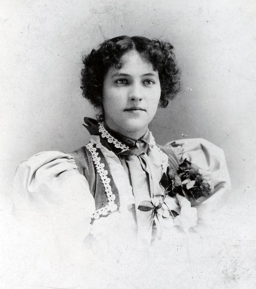 Martha Steig c1893