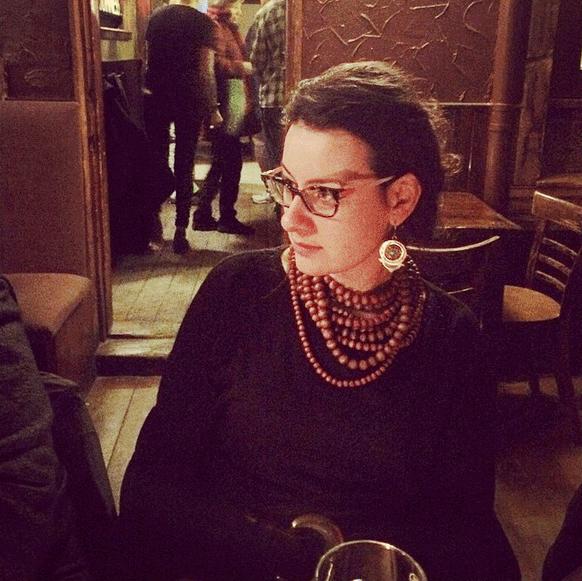 Oksana Hawrylak   - Co-founder
