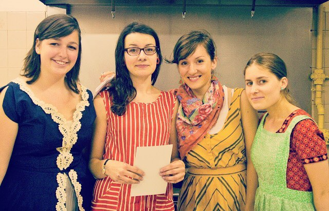Happy International Women's Day! #TBT to 2011 with our founding members! 💕 . . . #womensday #sisterhood #vibes #folklife #folkladies #women #internationalwomensday #celebrate #kosakolektiv