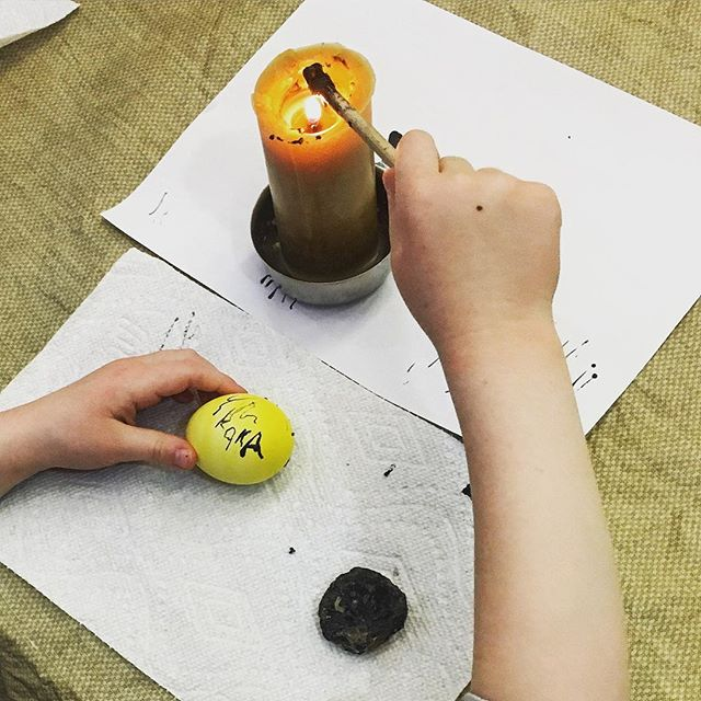 Hey Toronto! We still have some spots in our Friday evening Pysanka workshop this week! Find a friend and come make a Ukrainian Easter egg! Dm for details or to sign up! Beginners to experts welcome. . . #pysanka #pysanky #ukrainian #waxresist #eastereggs #tradition #писанка #писанки #ukrainiancanadian #ukrainianeastereggs #easteregg #ukranianegg #folkart #folktradition #folk #folklife #folktoronto #kosakolektiv