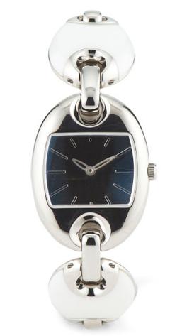 Gucci Women's Swiss Made Stainless Steel Watch, $599.99 (originally $900.00)