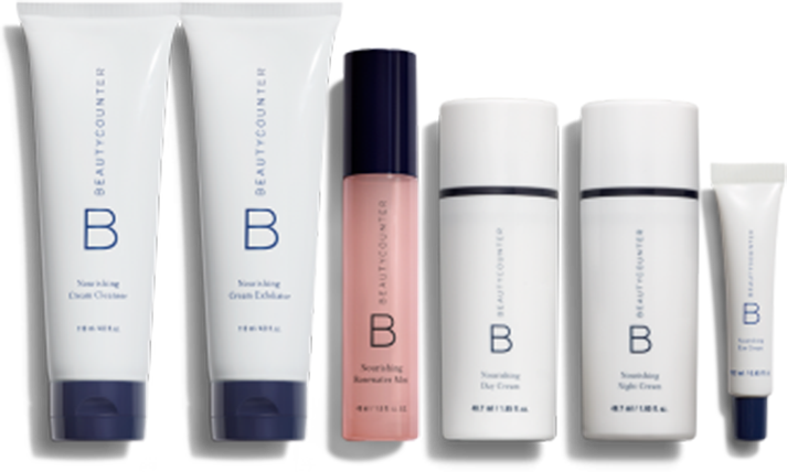 *Image supplied by  Beautycounter .