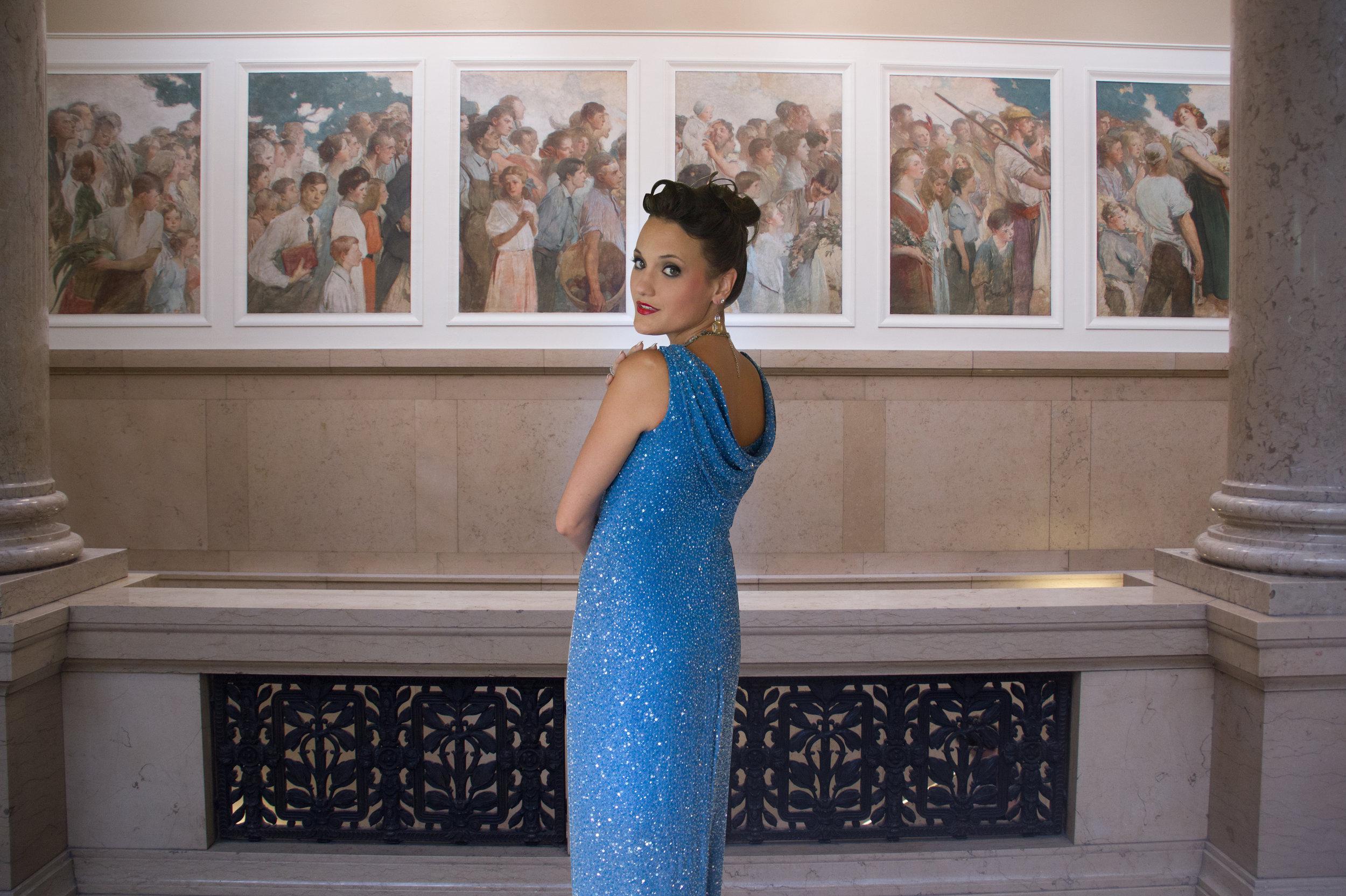 Model:  Malori Bailes