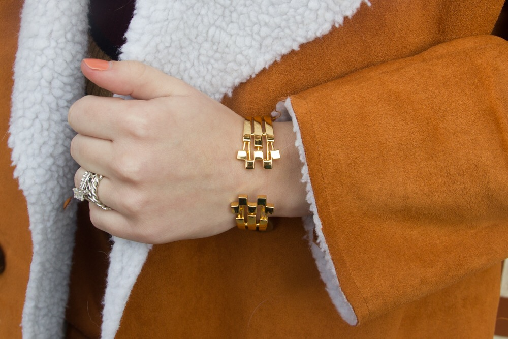 Curious about the ring stack? Get all the deets about my Ritani diamond ring and how I styled it,  here !