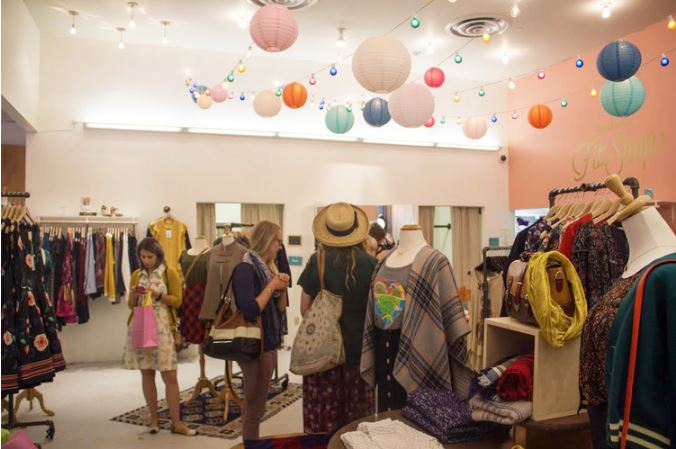 From my post  ModCloth IRL: Pittsburgh