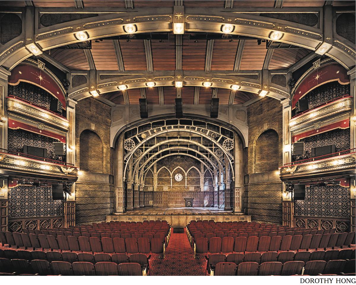 Lyric Theatre. Photo by Dorothy Hong