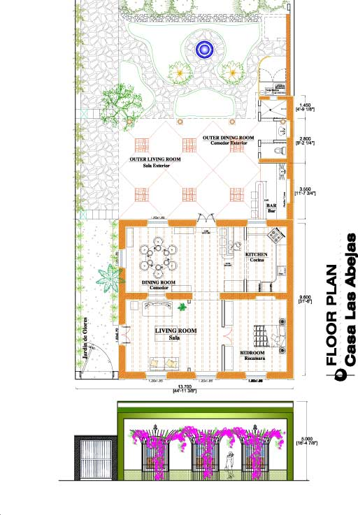 floorplan-rental-residence-casa-abeja-la-paz-bcs