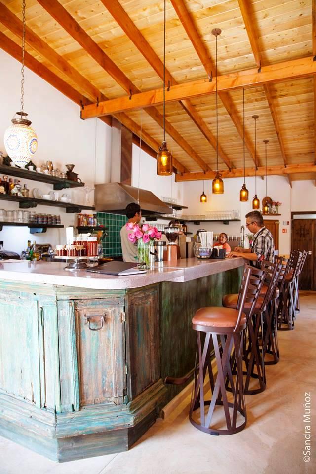 Restaurant in El Triunfo, B.C.S.
