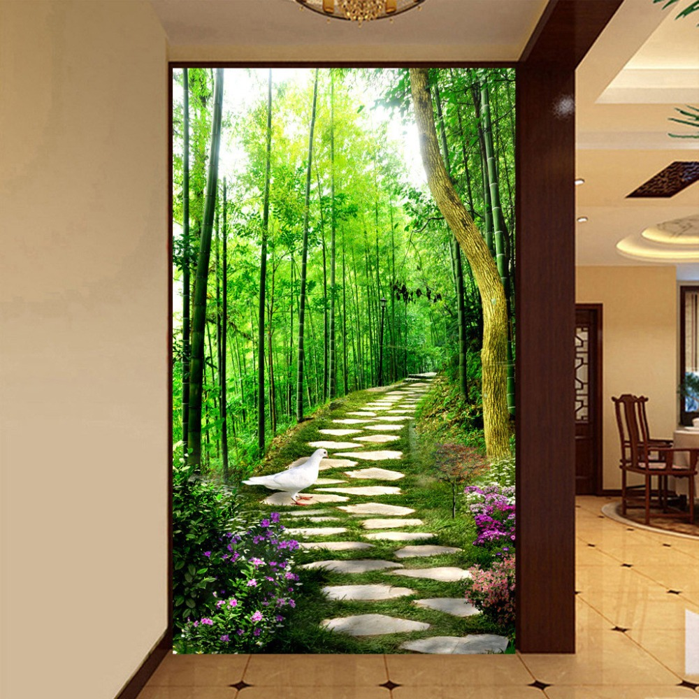 3D-Mural-Wallpaper-Custom-Size-Bamboo-Forest-Small-Road-font-b-Entrance-b-font-Hallway-Murales.jpg