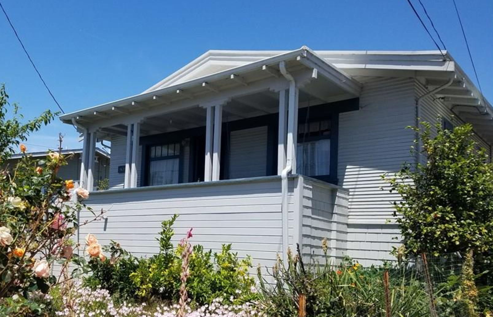 1612 MILL STREET - SAN LUIS OBSIPO   The 2 bedroom 1 bath cottage with separate studio sold in 18 days for $610,000 on 07/18/17. Originally priced at $609,000 this was a terrific value for a 5,000 sq. ft. lot so close to downtown.