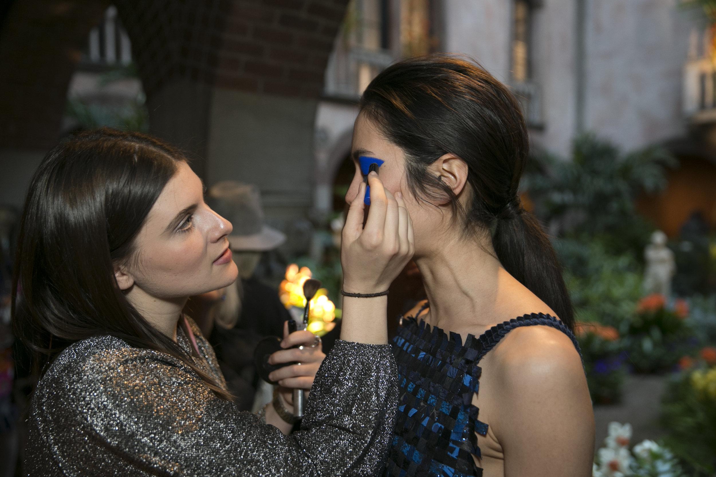 Make Up: Michaela Bosch