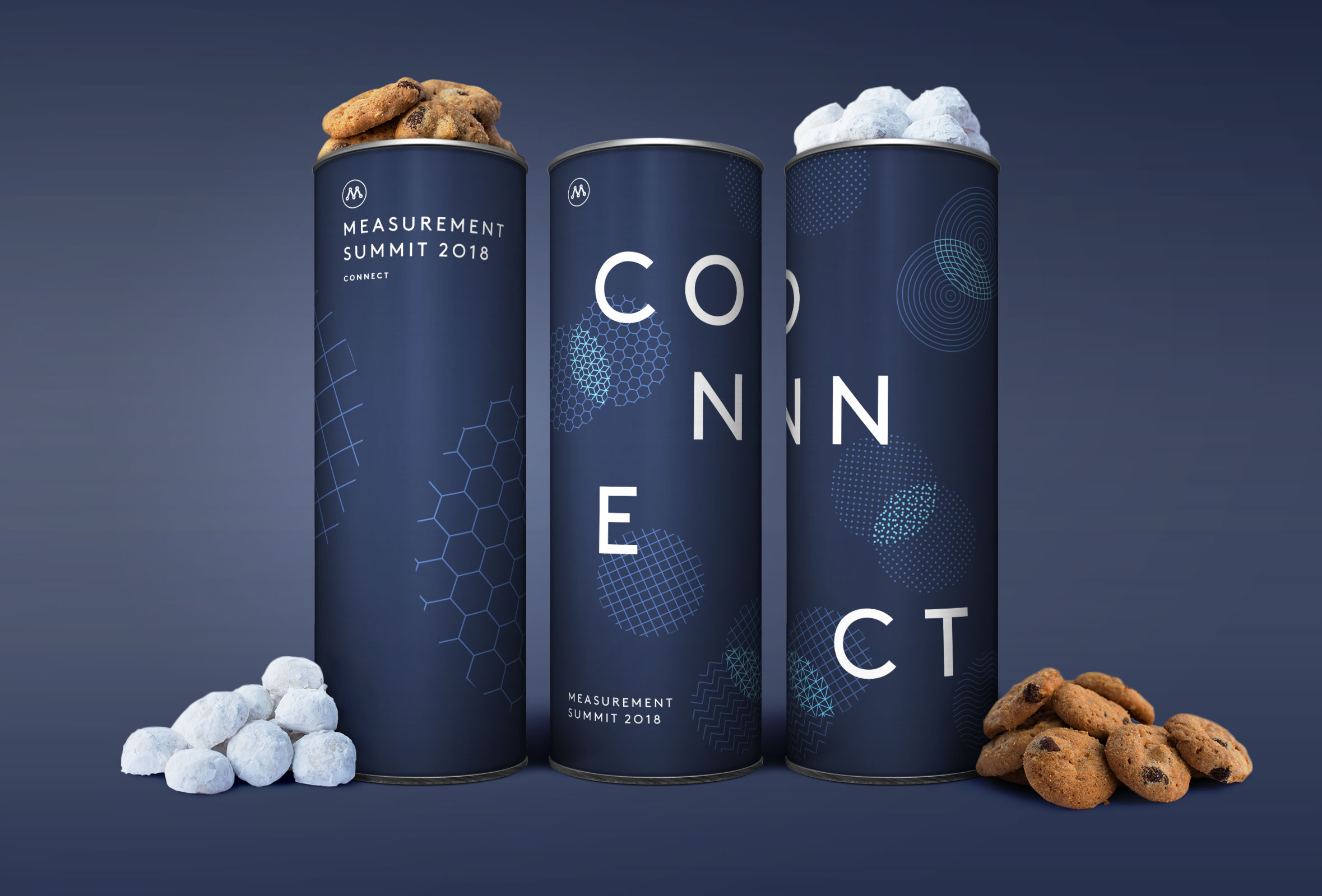 Events are a great time to get your name out and gain brand recognition. With a unique and custom-designed canister event attendees will remember you.