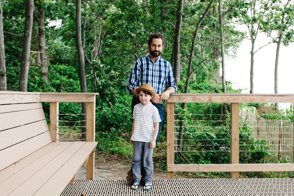 father and son portrait | long island lifestyle photography