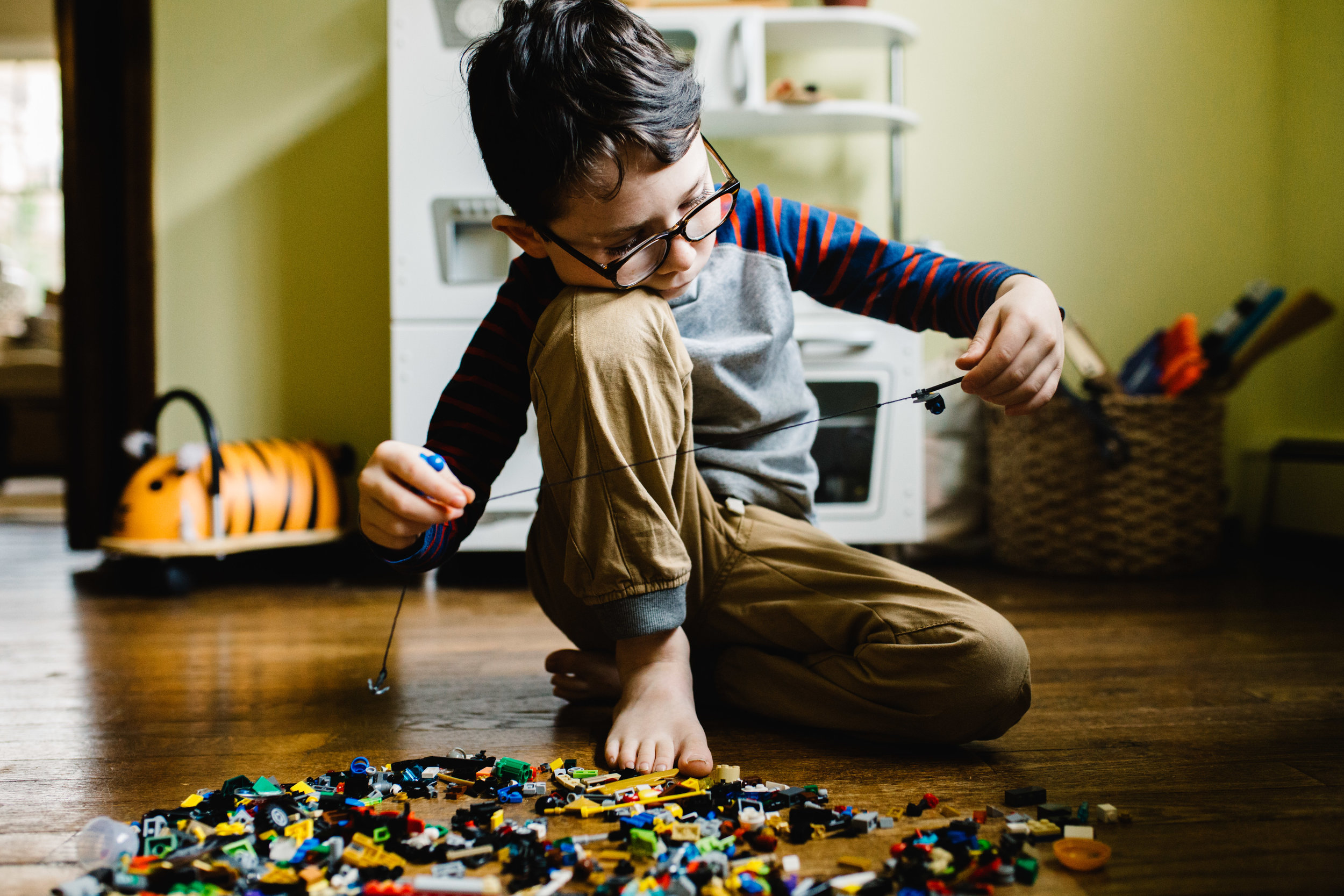 Lifestyle Photography | LEGO | Jennifer Tippett 365 project