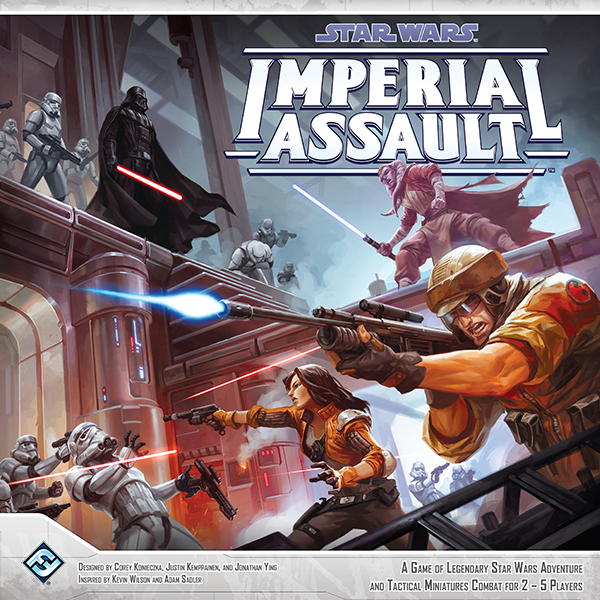 Star Wars: Imperial Assault Group