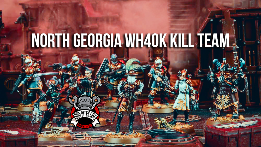 North Georgia Kill Team Group