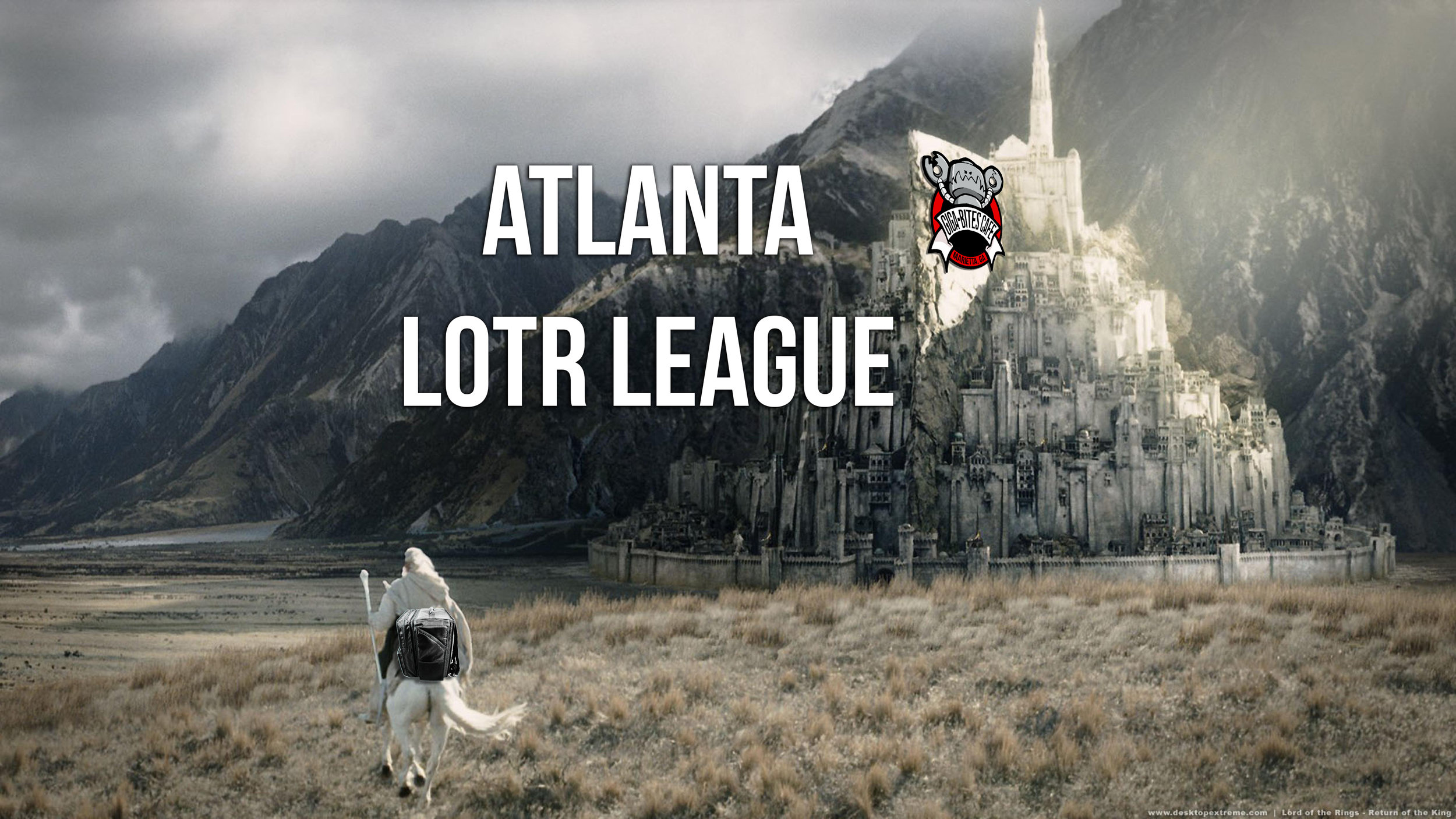 Atlanta Lord of the Rings Gaming