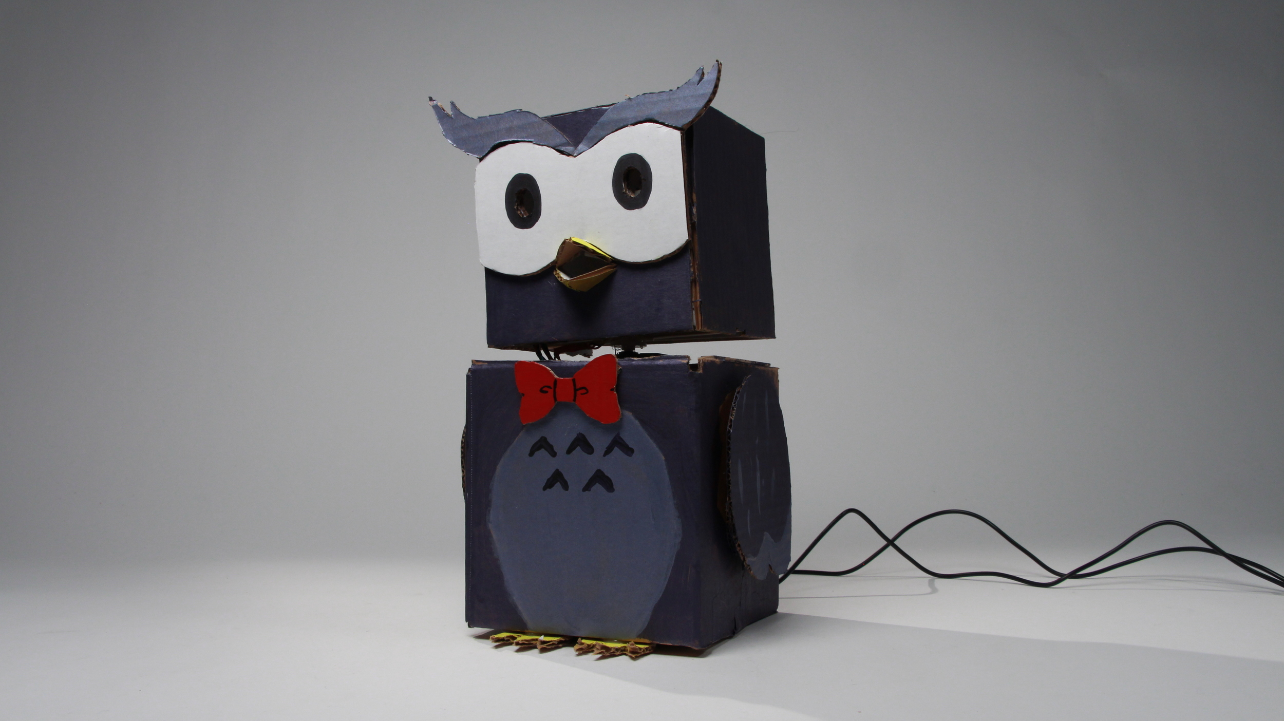 Owl. Designed by Brina & Isaiah