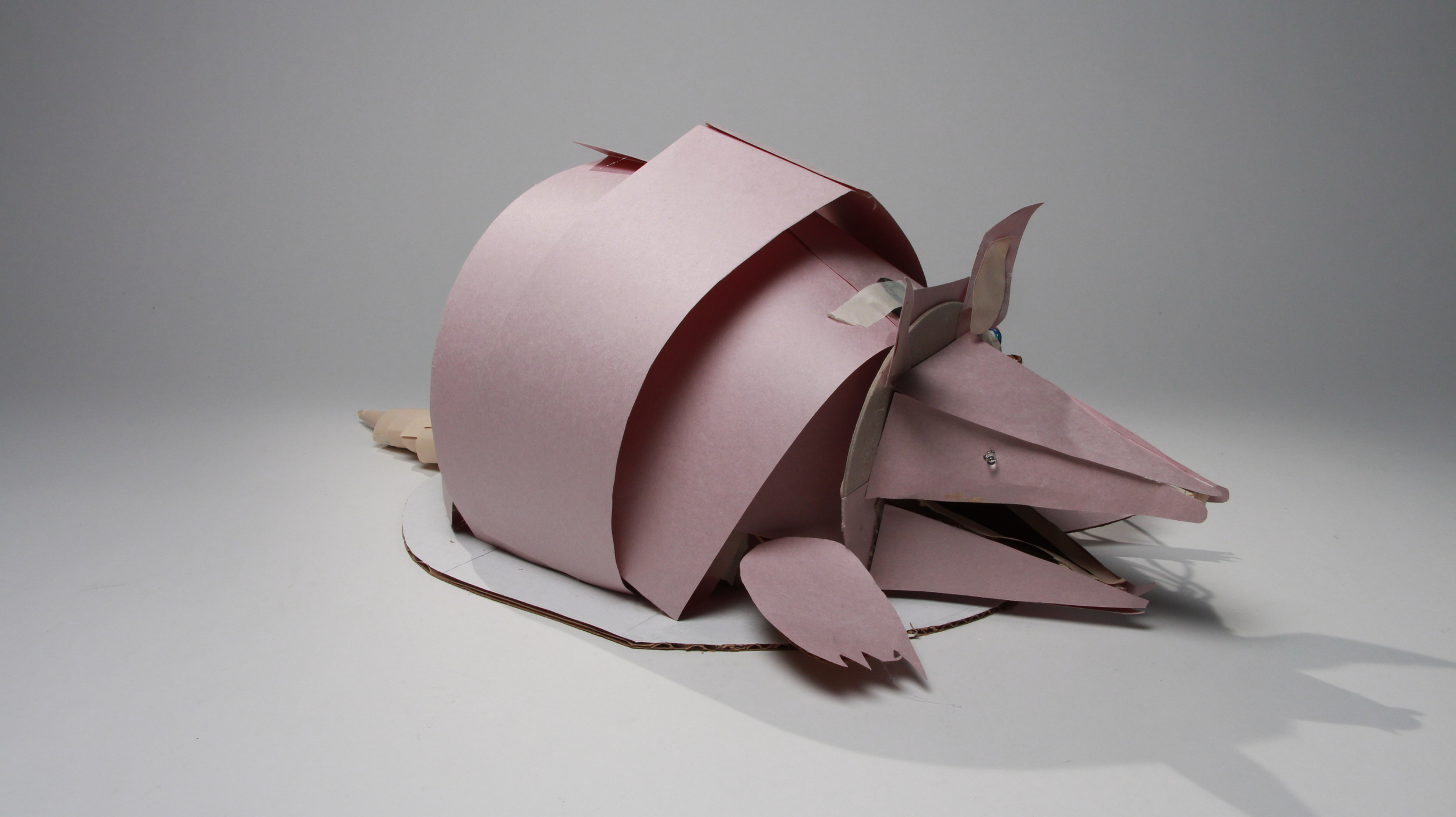 Armadillo. Designed by Brigitte & Chaya