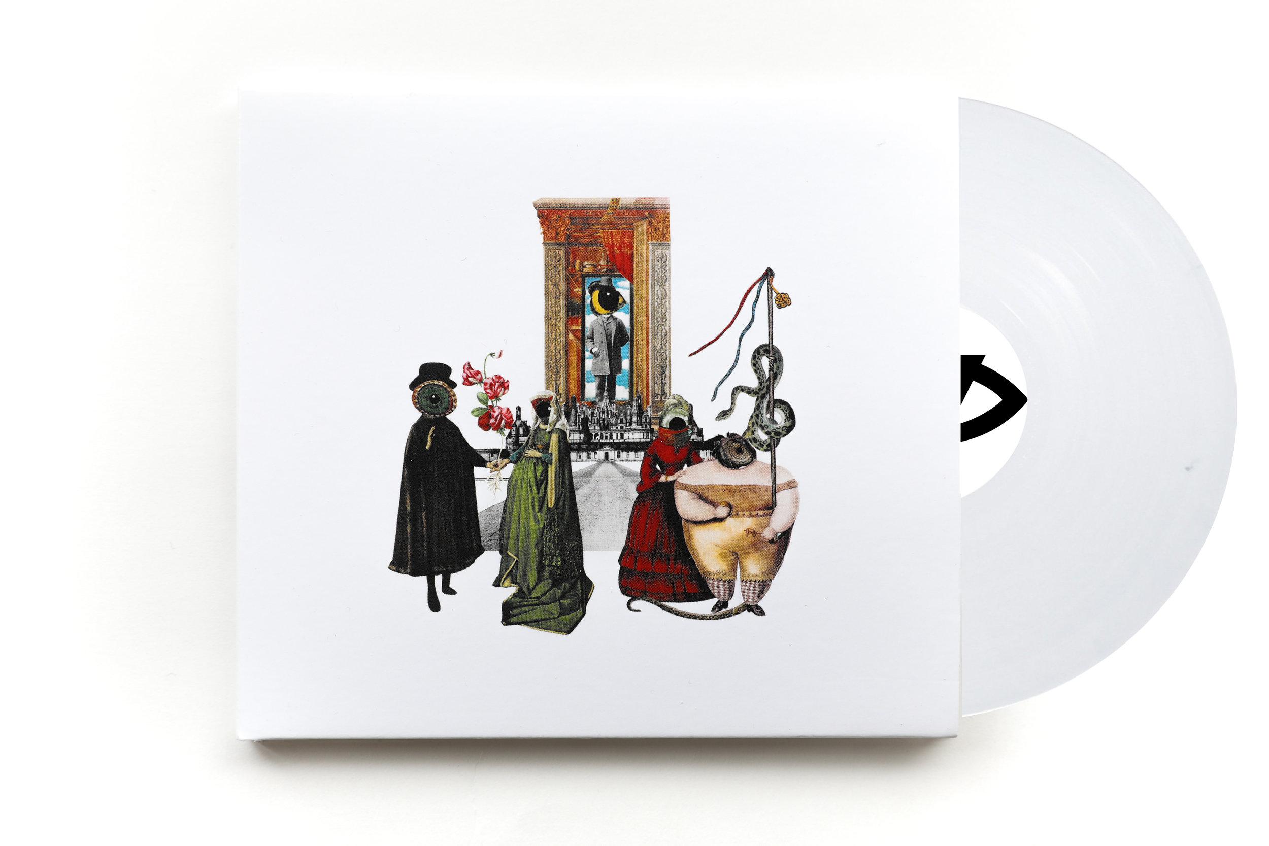 The Venus Transit Vinyl Record