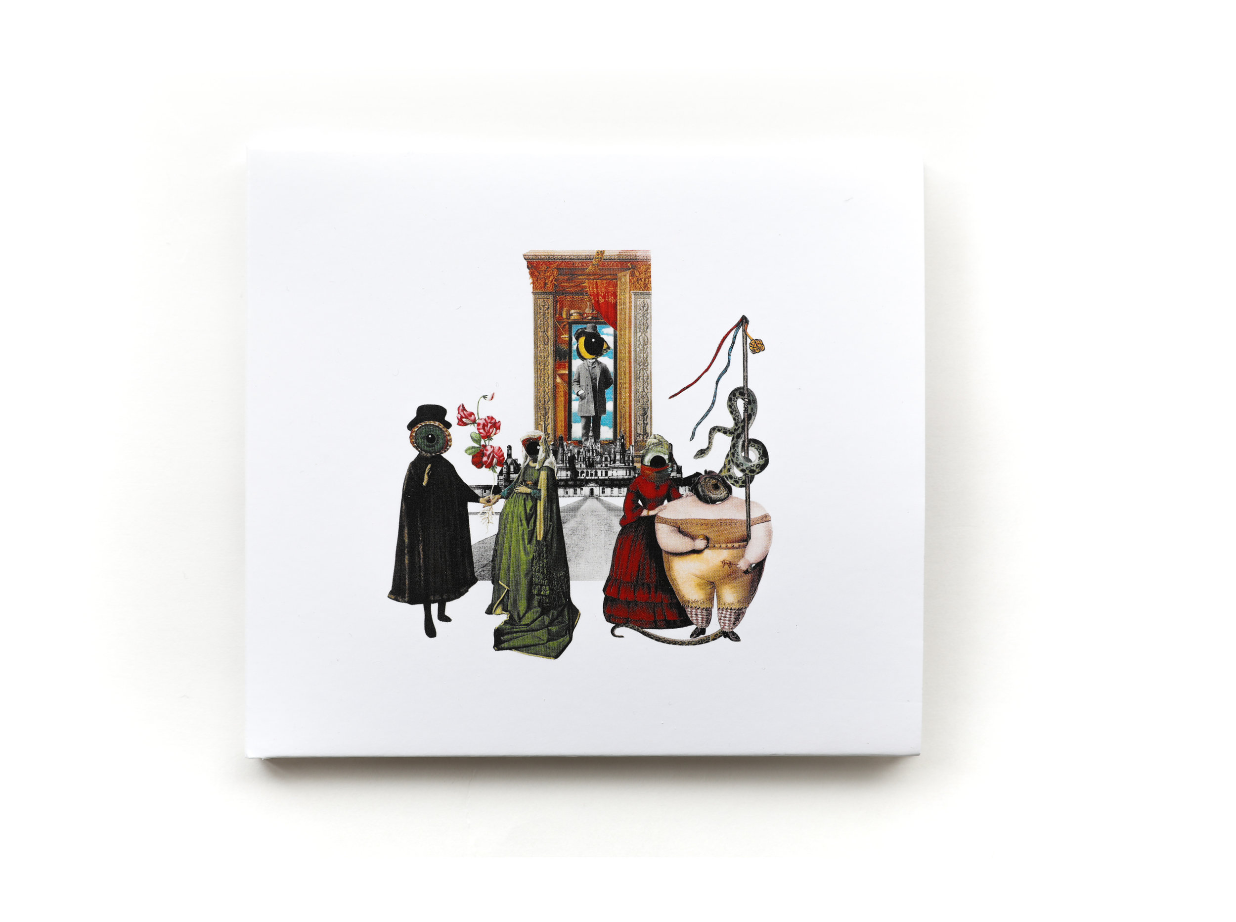 The Venus Transit CD Cover