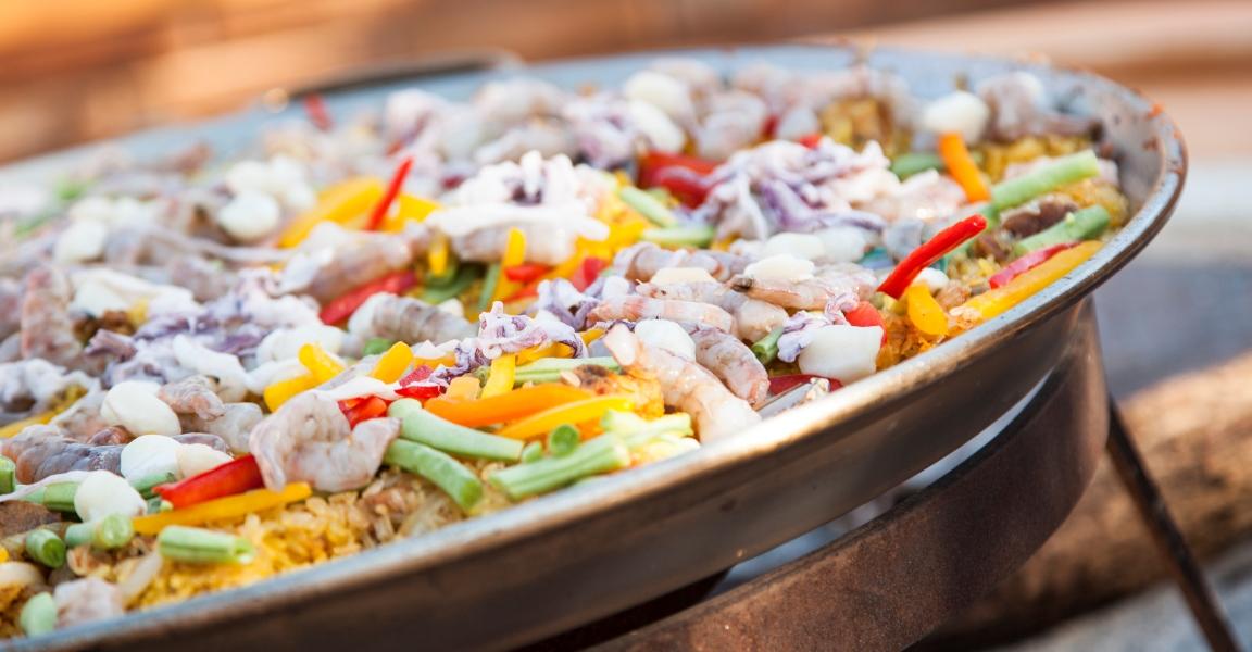 made with fresh Baja seafood