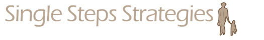 Empowering Women in Western Pennsylvania  Single Steps Strategies connects women in Pennsylvania with tools & resources for navigating life's challenges & changes...one step at a time.