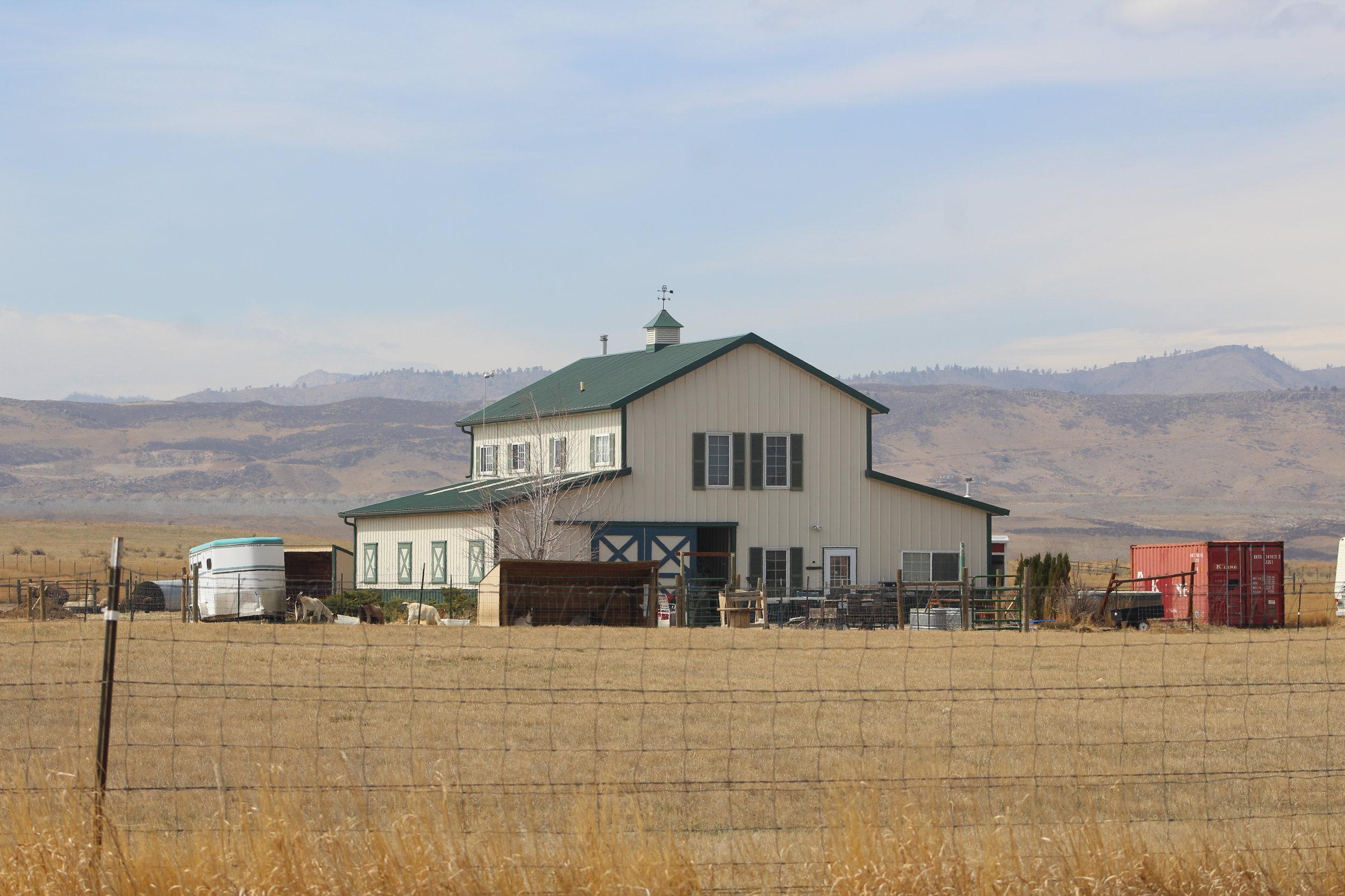 Small Acre Farm