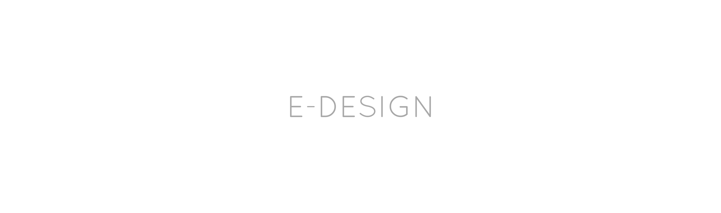 E-DESIGN is the perfect fit for those {near or far} that want our vision and designer know-how without retaining our full-service offerings. It is a great solution for those seeking a creative direction for their space but want to implement the design plan on their own time.  Fill out our   questionnaire   to get started!