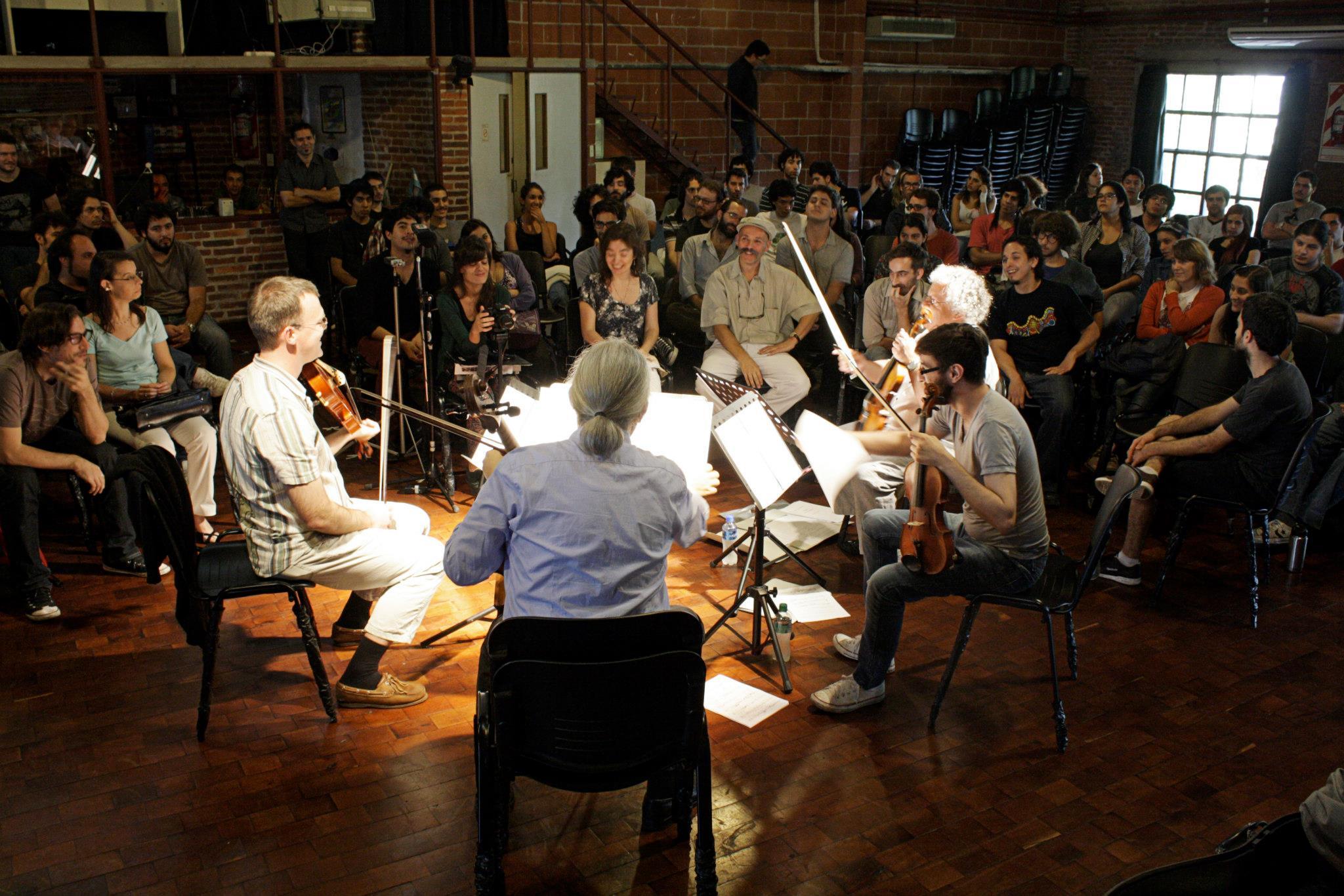 arditti string quartet / UNQ