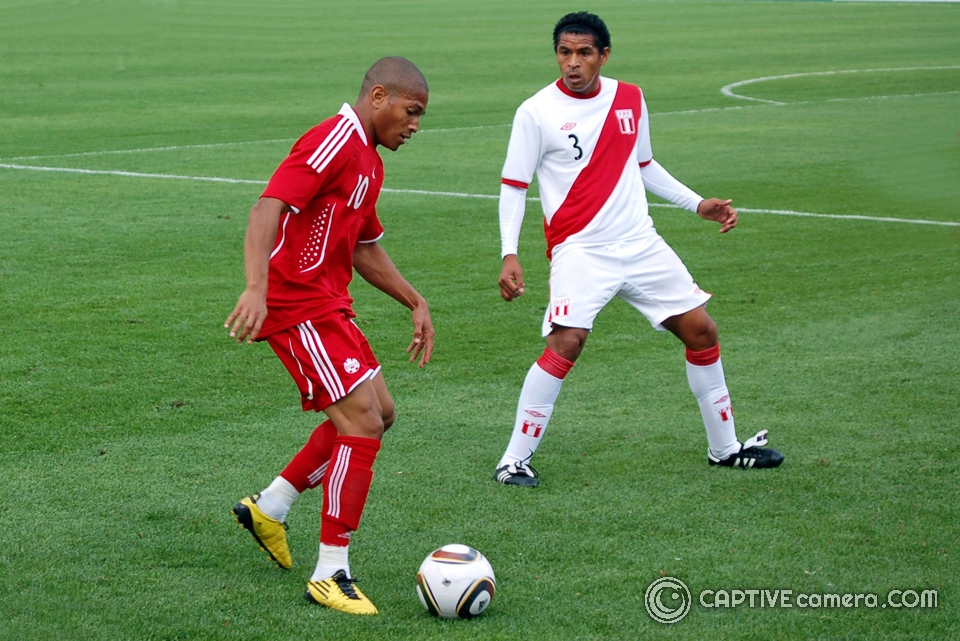 Simeon Jackson vs Peru