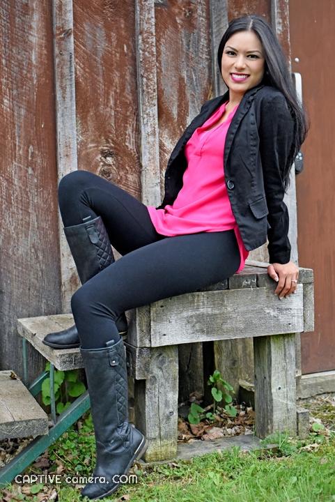 Samantha Gomez - Miss Universe Canada 2015 Delegate