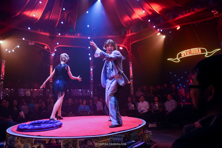 Oct. 1 2015 (Toronto) - Don Colliver and Jamie Franta are your hosts of Spiegelworld Empire.