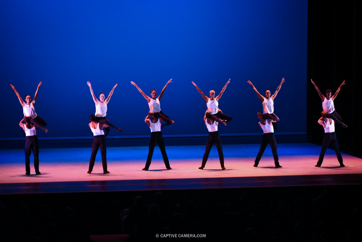 Alvin Ailey American Dance Theater performance, Toronto, Canada