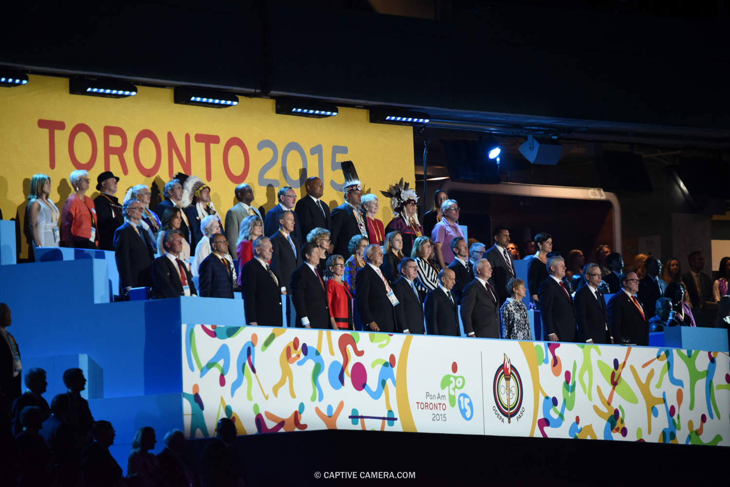 CANADA'S ELITE AT TORONTO 2015 PAN AM GAMES