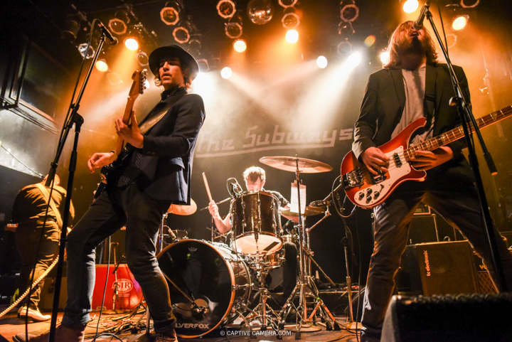20160419 - The Subways - Live Rock Concert; Toronto Music Photography - Captive Camera - Jaime Espinoza-3760.JPG