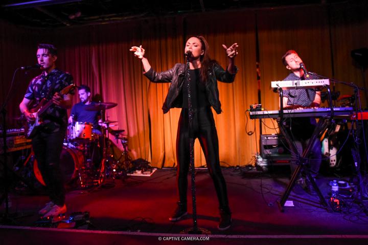 Cardiknox performing at The Drake Underground in Toronto on July 8, 2016 (Photo: Jaime Espinoza/Aesthetic Magazine)