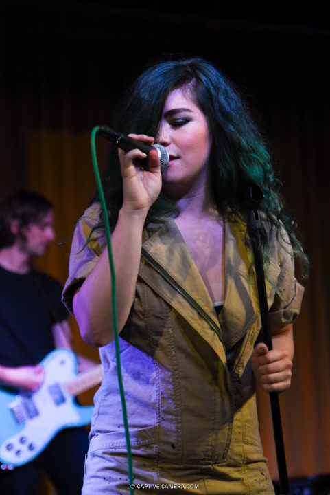 Phoebe Ryan performing at The Drake Underground in Toronto on July 8, 2016 (Photo: Jaime Espinoza/Aesthetic Magazine)