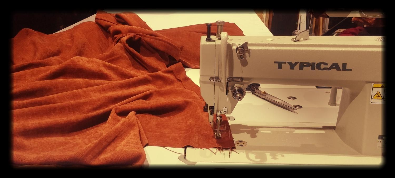 Manufacturing. Any drape. Any size. Any fabric.