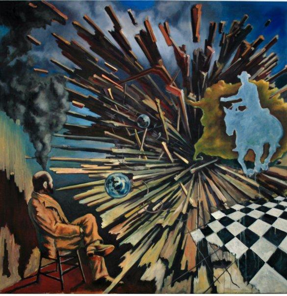 Freudian Riddle I: Omar Thor Arason