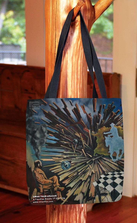 TSC Moving Canvas Bag