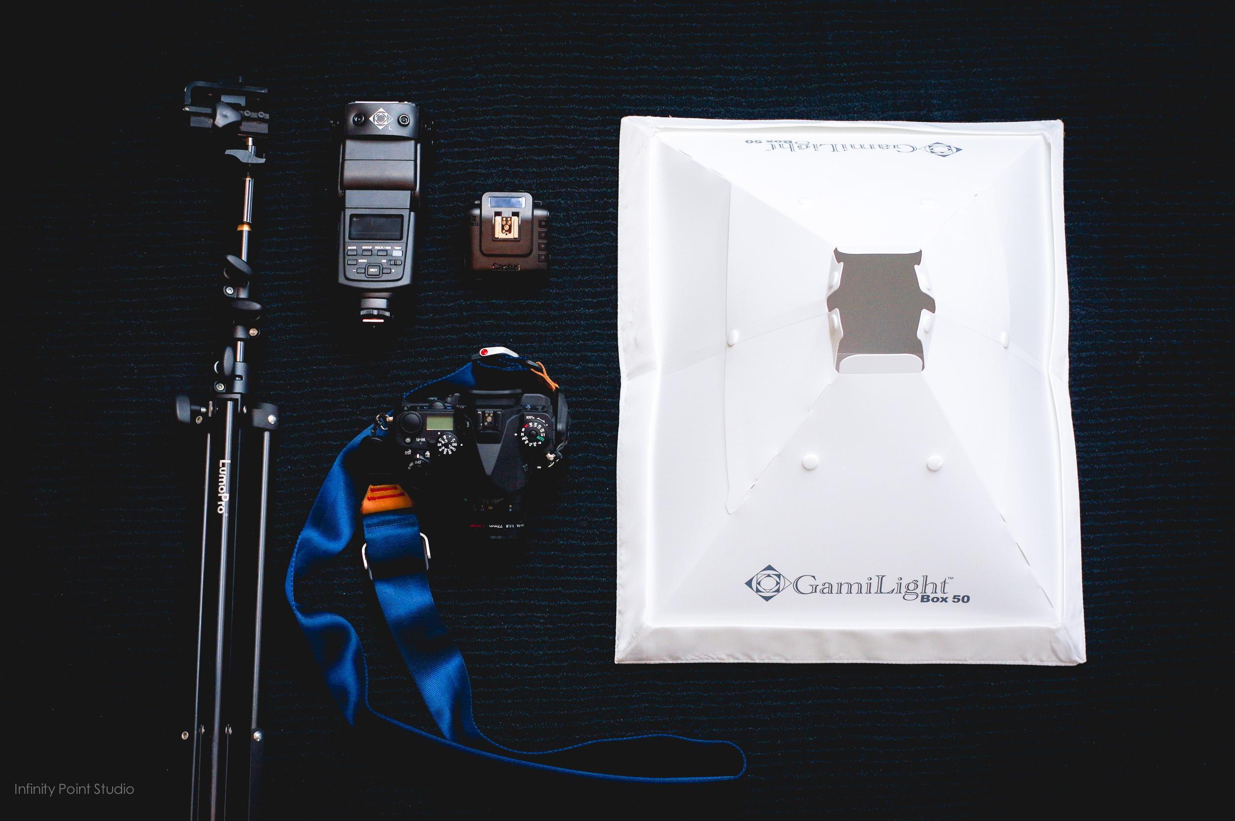 Shell Bell Spring Fashion Shoot Gear-Gamilight Box50