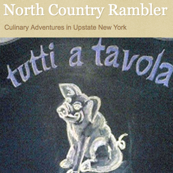 North Country Rambler REview of A Tavola